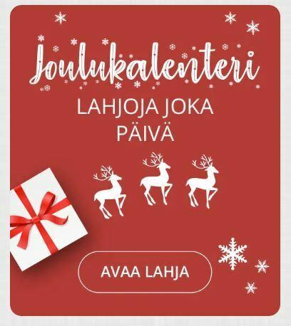 Karjala Kasinon joulukalenteri