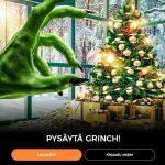 Mr Green - pysäytä Grinch