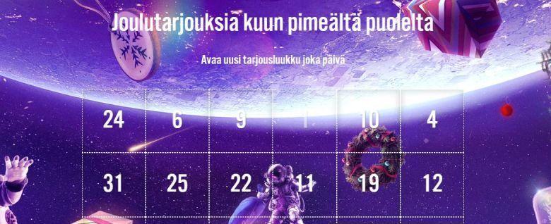 iGame - joulukalenteri