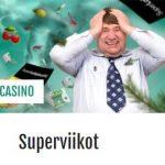 Casinohuoneen Superviikot