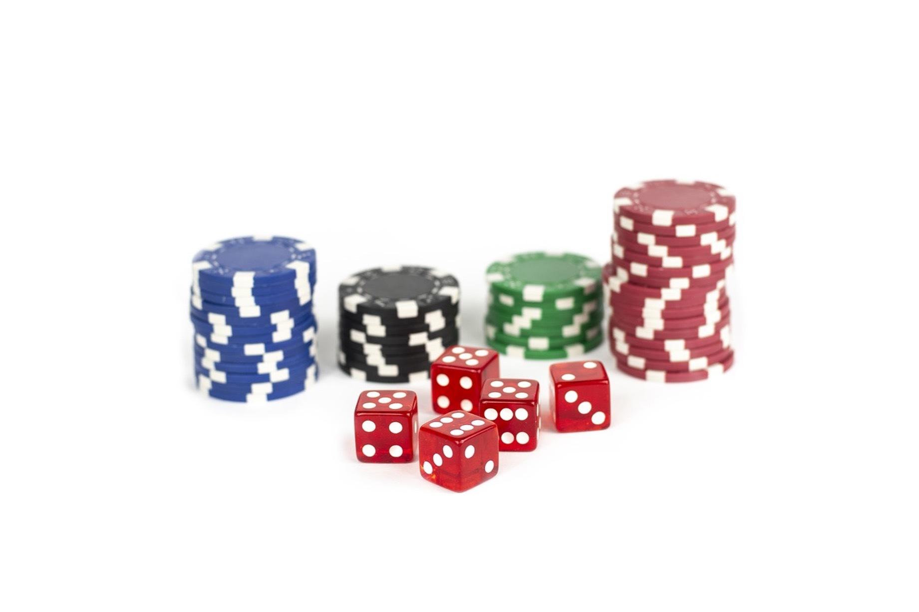 Eri pelit kasinoilla